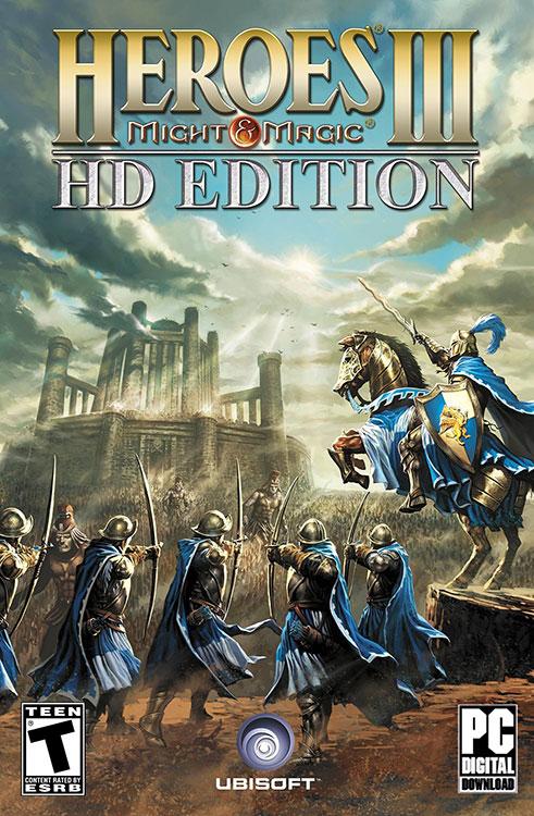 Heroes of Might & Magic III HD na PC