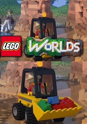 LEGO Worlds na PC