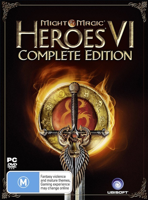 Might and Magic: Heroes VI Complete E. na PC