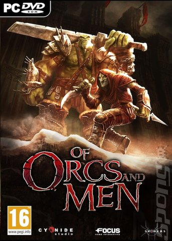 Of Orcs And Men na PC
