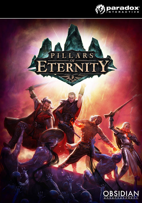 Pillars of Eternity Hero Edition na PC