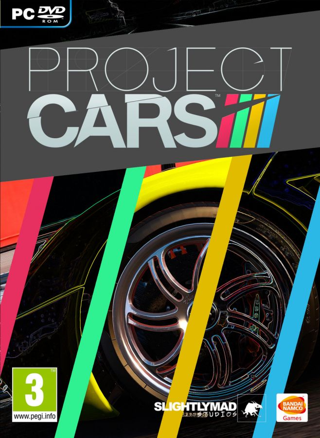 Project CARS na PC