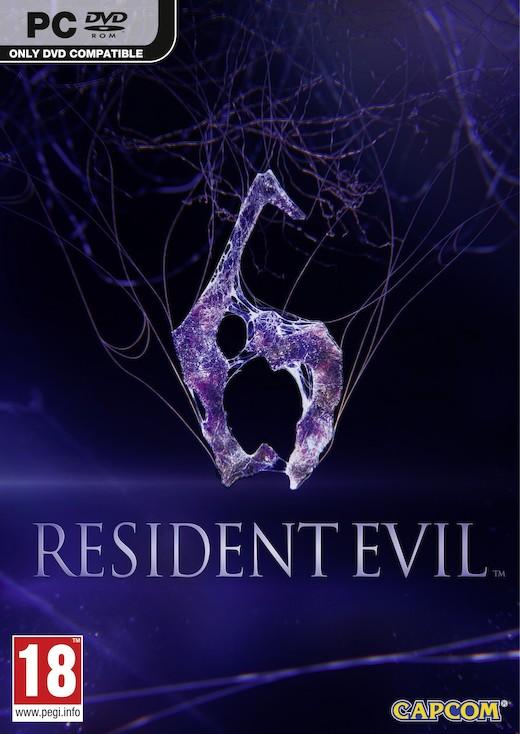Resident Evil 6 na PC