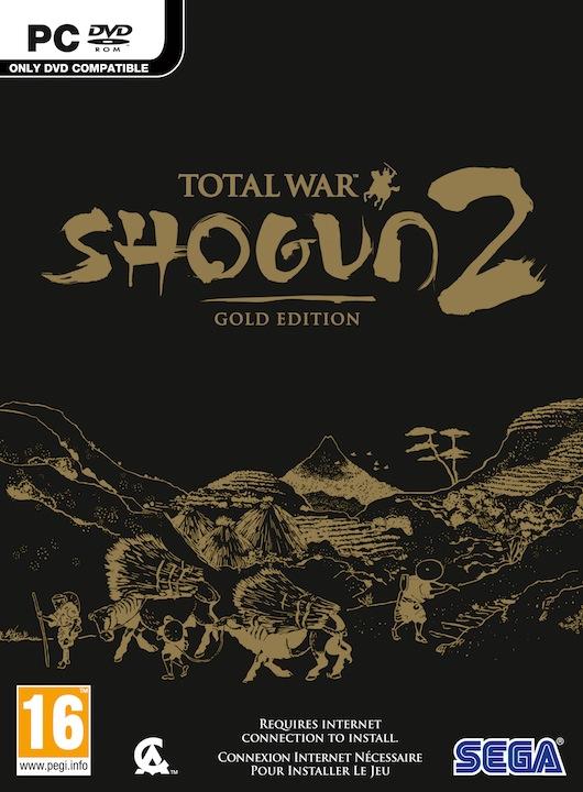 Total War Shogun 2 GOLD na PC