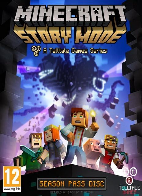 Minecraft: Story Mode na PC