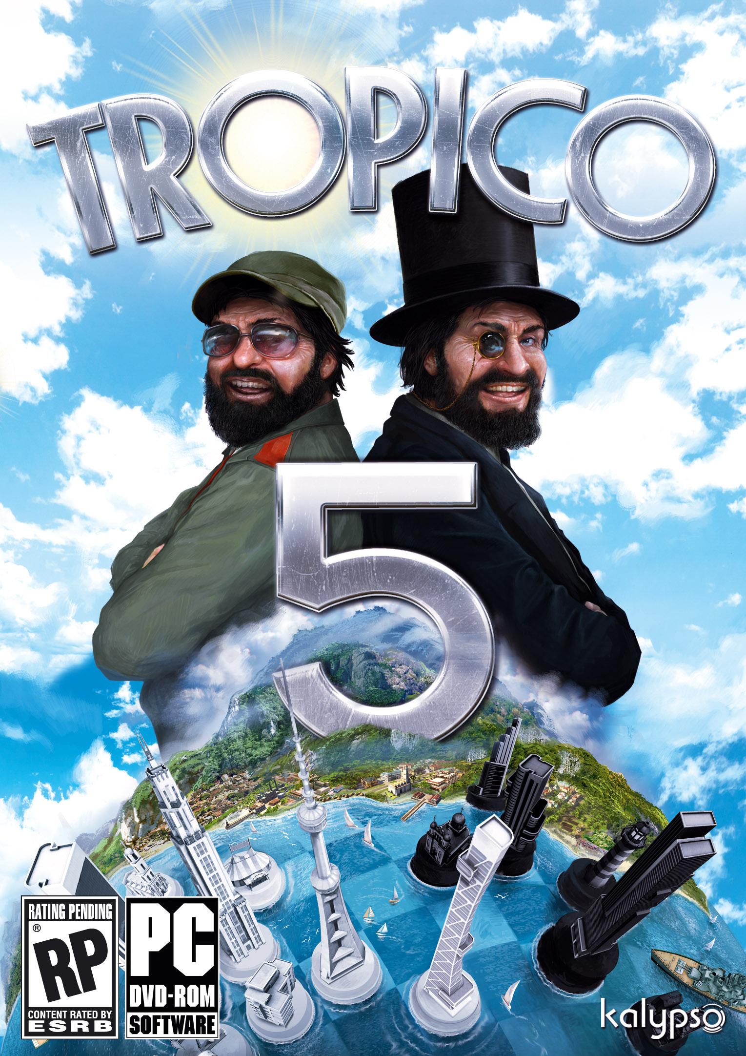 Tropico 5 na PC