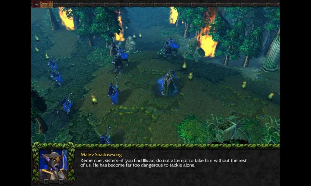 Warcraft 3 Frozen Throne CD key Battle.net